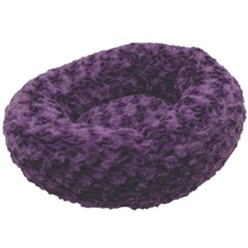 Dogit Donut Bed Rosebud Purple Xs {requires 3-7 Days before shipping out}