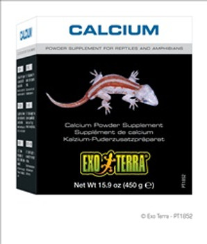 Exoterra Reptile Calcium 1.4 Oz {requires 3-7 Days before shipping out}