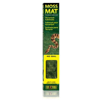 Exo Terra Moss Mat 40gal Pt2487{L+7}