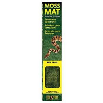 Exo Terra Moss Mat 60 Gal {requires 3-7 Days before shipping out}