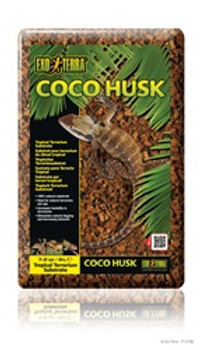 Exo Terra Coco Husk 7.2 Qt{requires 3-7 Days before shipping out}