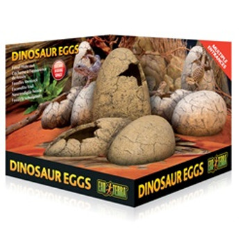 Exoterra Dinosaur Egg Fossil Ornament {requires 3-7 Days before shipping out}