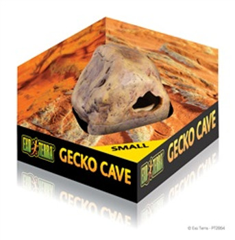 Exo-terra Gecko Cave Small{requires 3-7 Days before shipping out}