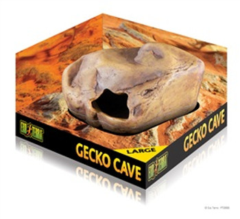 Exo-terra Gecko Cave Large{requires 3-7 Days before shipping out}