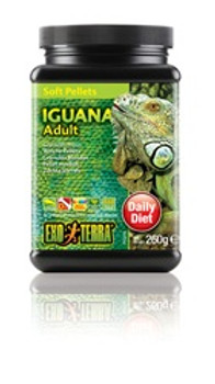 Soft Adult Iguana Food 9.1 Oz{requires 3-7 Days before shipping out}