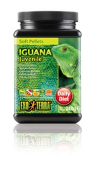 Soft Juvenile Iguana Food 8.4 Oz {requires 3-7 Days before shipping out}