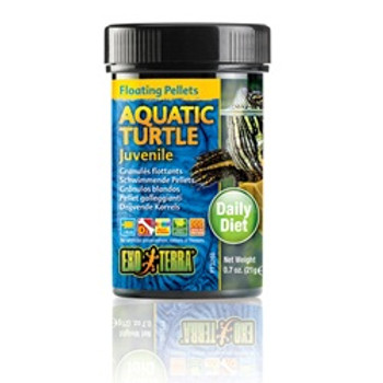 Juvenile Aqutic Turtle Food 0.7 Oz{requires 3-7 Days before shipping out}