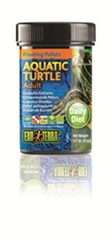 Adult Aqutic Turtle Food 0.7 Oz {requires 3-7 Days before shipping out}