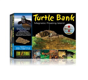 Exo Terra Turtle Bank Small {requires 3-7 Days before shipping out}