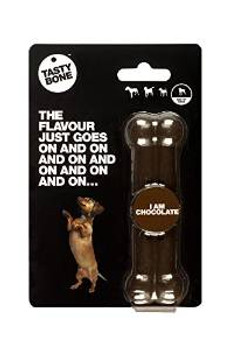 Tasty Bone Toy/puppy Chocolate (ttbch) {requires 3-7 Days before shipping out}