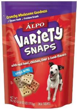 Alpo Vrty Snap Little Bte 4/60z