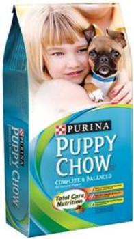 Pup Chow Cmplt 16.5#