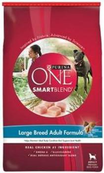 One Smtblnd Lg Brd Dog 31.1#