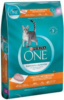 One Smtblnd Hlth Mtblsm Cat 16 lb