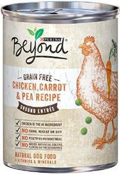 One Bynd Gf chicken /crrt 12/13z