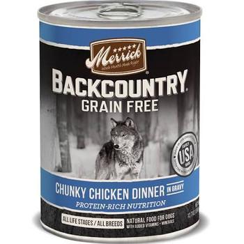 "Backcountry Chnk Ckn 12/12.7z"""