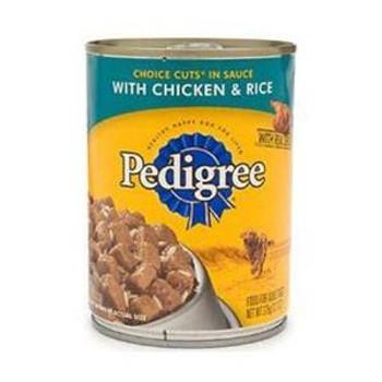 Pedigree Lean chicken /rc Dog 12/13.2z
