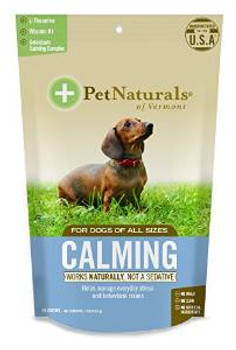 Pet Naturals of Vermont Calm Dog Chw 6/1.59z
