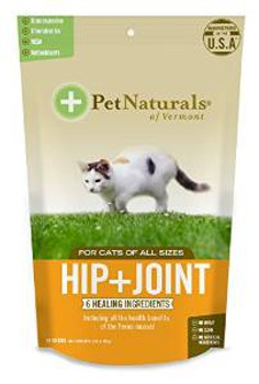 Pet Naturals of Vermont H&j Cat Chw 6/1.59z