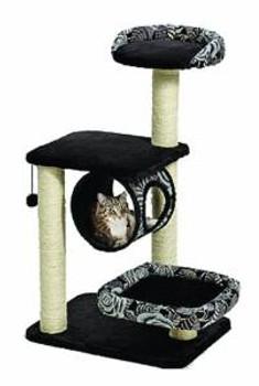 Midwest 138e-bk Escapade Cat Furniture