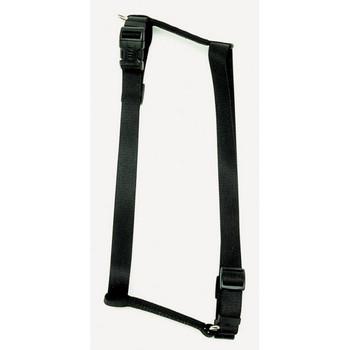 Coastal Standard Adjustable Nylon Harnessblack 1x22ft-38ft