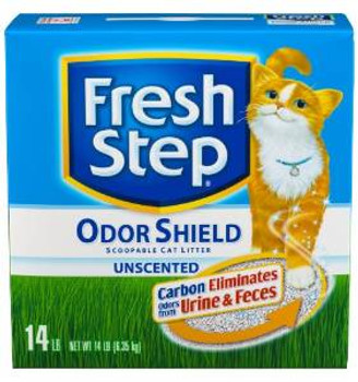 Ever Clean Fresh Step Free Scp Ltr 3/14 lb