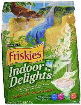 Friskies Indr Dlght Dry Cat 6/3.15#