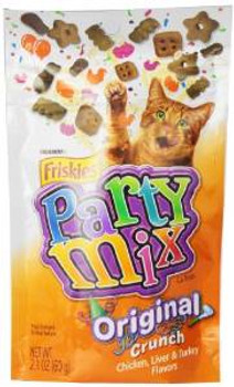 Friskies Partymx Orig Trt 10/2.1z