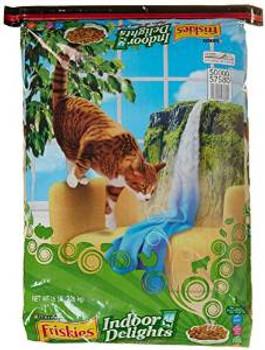 Friskies Indr Dlght Dry Cat 16#