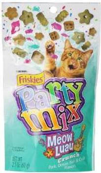 Friskies Partymx Meow Luau 10/2.1z