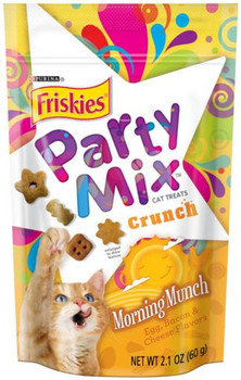 Friskies Party Mix Morning Munch 10/2.1Oz