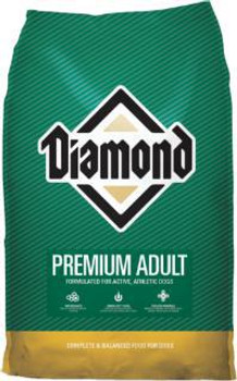 Diamond Prem Adlt Dog 8 lb Case of 6