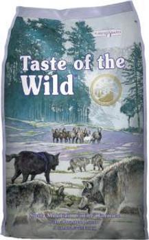 Taste of the Wild Sierra Mtn Lmb Cnne 5 lb Case of 6