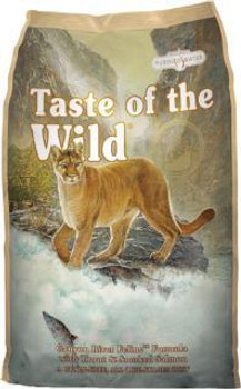 Taste of the Wild Canyon River Feln 5 lb Case of 6