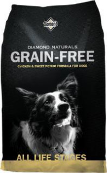 Diamond Nat Gf chicken /swpt Dog 5 lb Case of 6