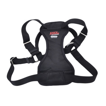 Black X-Small 2 Hounds Design HN XS BK Freedom No-Pull Harness Only, 5//8 Wide