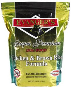 Evangers Sp chicken /brrc Adlt Dog 4.4#