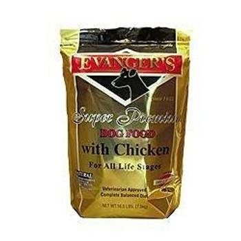 Evangers Sp chicken /brrc Adlt 16.5#