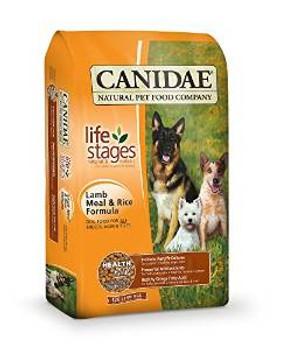 Canidae Lfstg Lmb/rc Dog 5# Case of 6