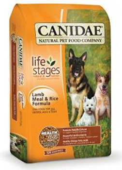 Canidae Lfstg Lmb/rc Dry Dog 15#