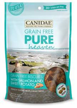 Canidae Pure Hvn Gf Slm 11z Case of 6