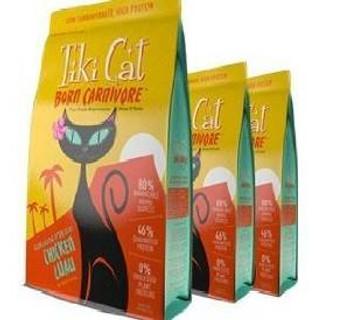 Cat Born Carn chicken  Luau 2.8 lb Case of 6
