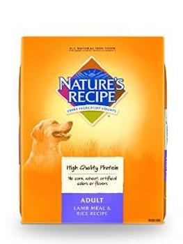 Natures Recipe Lmb/rc Dry Dog 30#