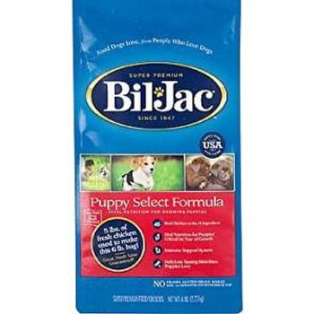Biljac Dry Pup Fd 6# Case of 4