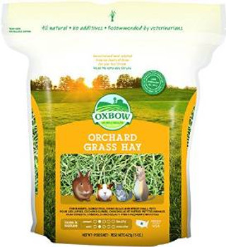 Oxbow Orchard Grass 15z Case of 12