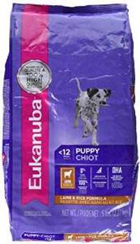 Euk Growth Lmb/rc Pup 5# Case of 5