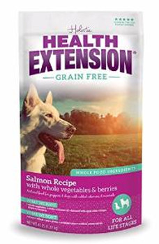 Health Extension Gf Slm Dog Fd 23.5 lb