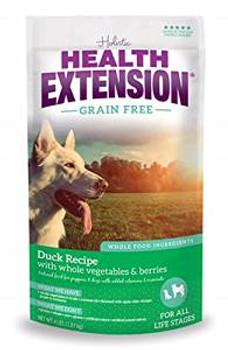 Health Extension Gf Dck Dog Fd 23.5 lb
