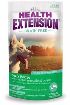 Health Extension Gf Dck Dog Fd 1 lb Case of 12