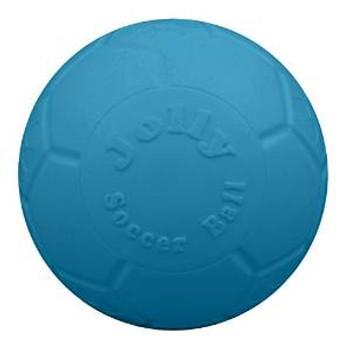 """Jolly Ocn Blu 8"""" Soccer Ball"""